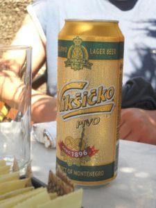 Festival en Serbie la biere de Montenegro