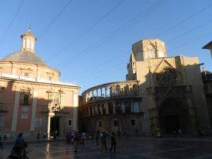 Plaza de la virgen CARMEN