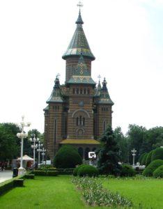 Timisoara cathédrale