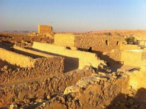 forteresse massada