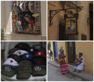 Dans les rues de la vielles Havane