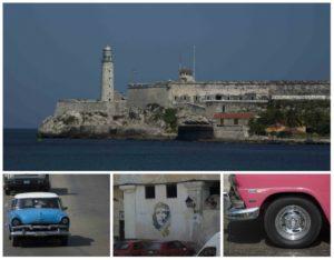 Fort El Moro et trabants à La havane