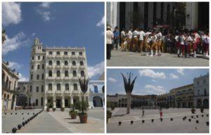 Plaza Vieja–Vielle Havane